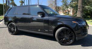 Range Rover L Front