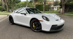 Porsche GT3 Front